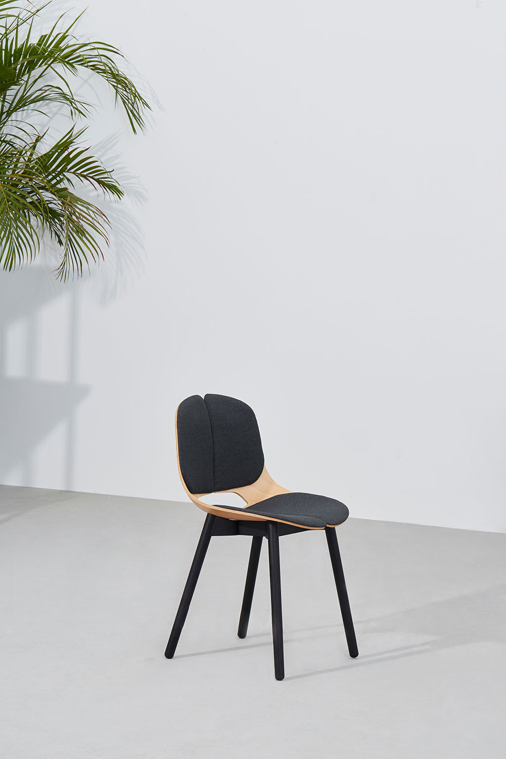 The Chair Is Removable Thanks To A Piece Of Metal Injected Which Gives The  Necessary Rigidity.