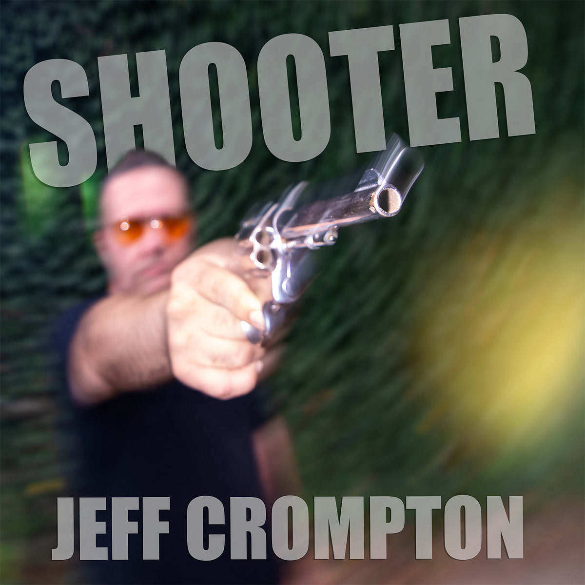 Album layout by Colin Bragg for Jeff Crompton