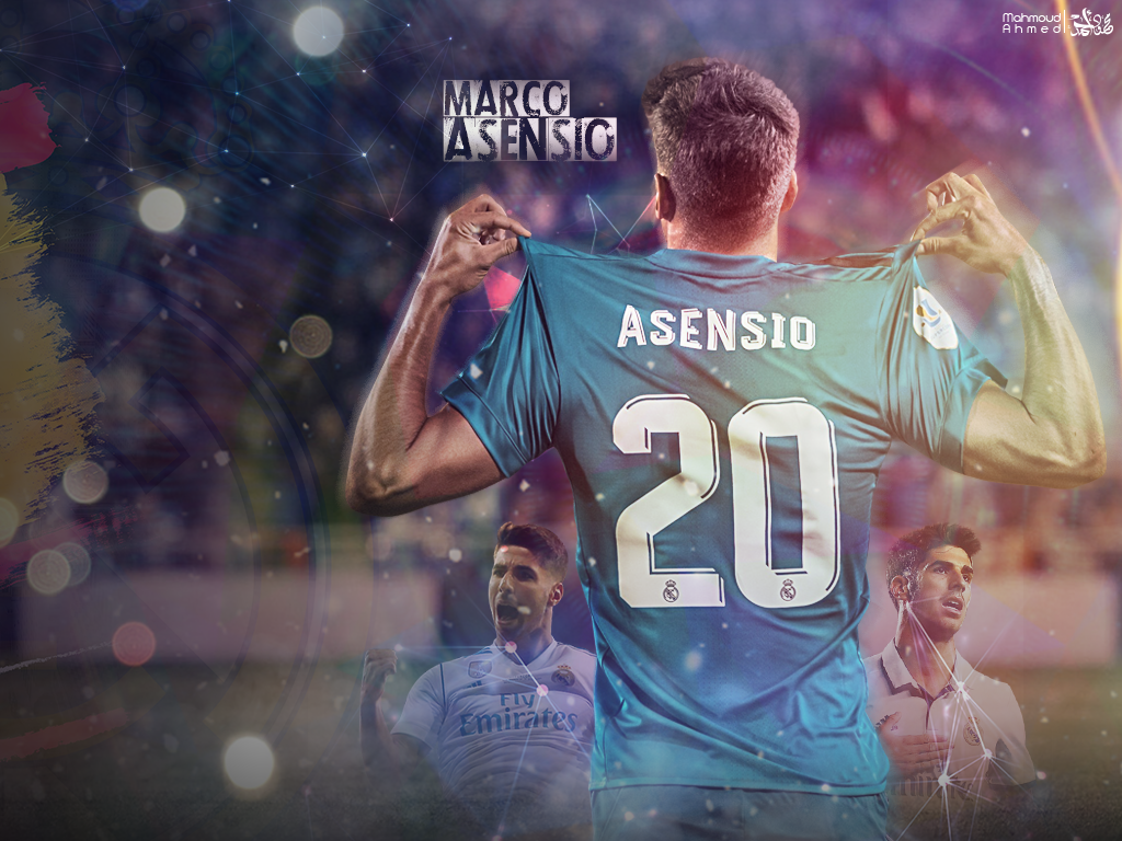 Wallpaper Desktopphone Marco Asensio On Behance