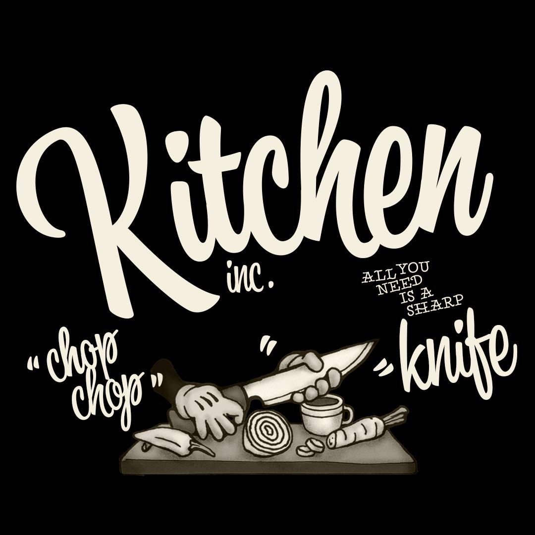 Kitchen Font Family On Behance
