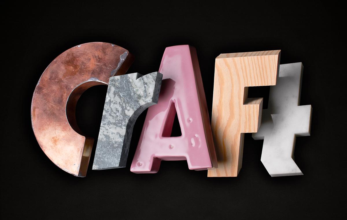 type stilleben clay handmade Exhibition  identity visual identity graphic identity poster Marble copper porcelain