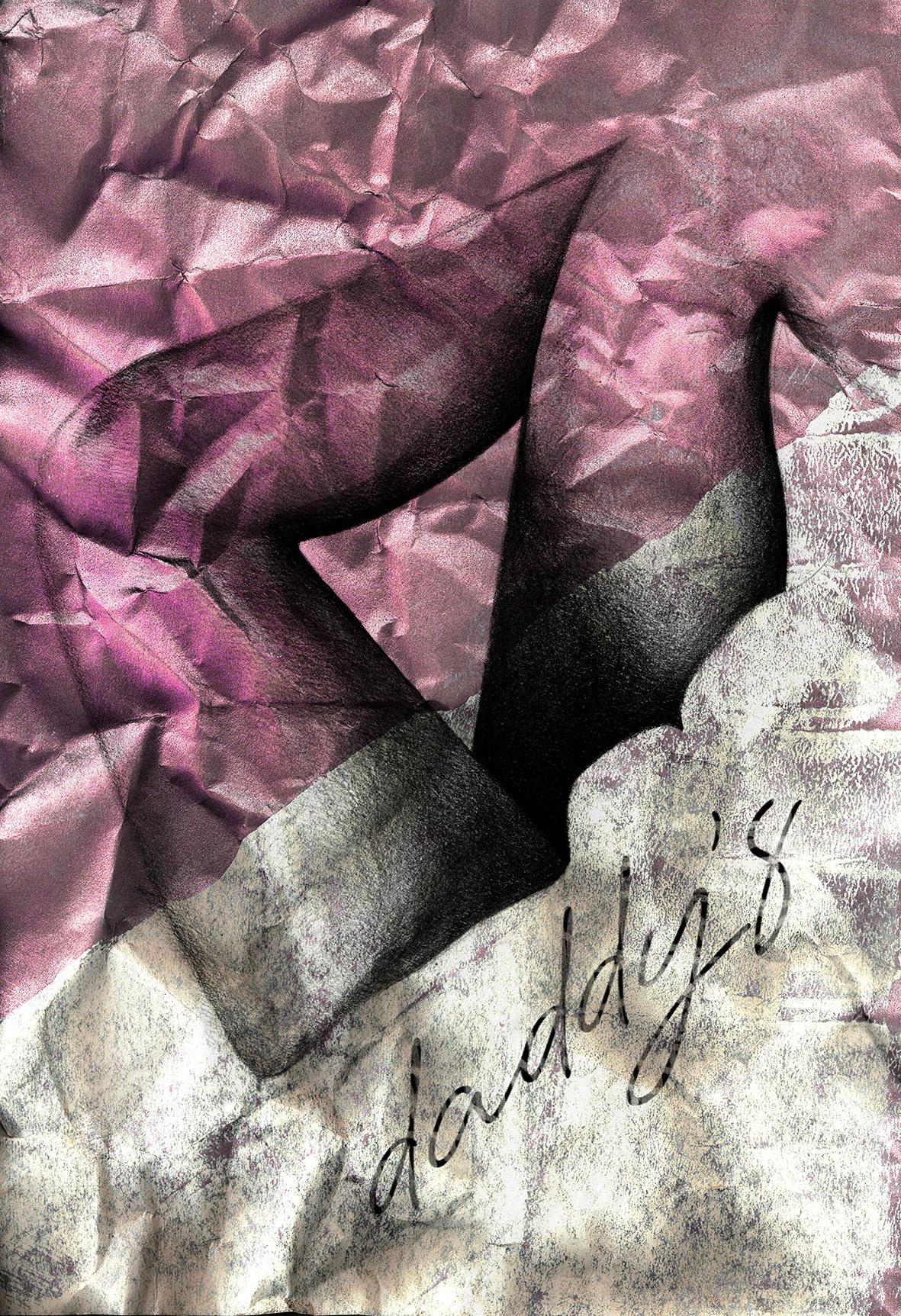 Image may contain: drawing, handwriting and painting