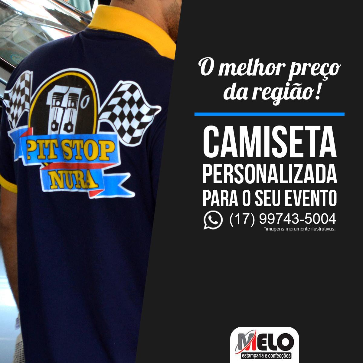 779a62e803 Mídia Social - Melo Estamparia e Confecções on Behance