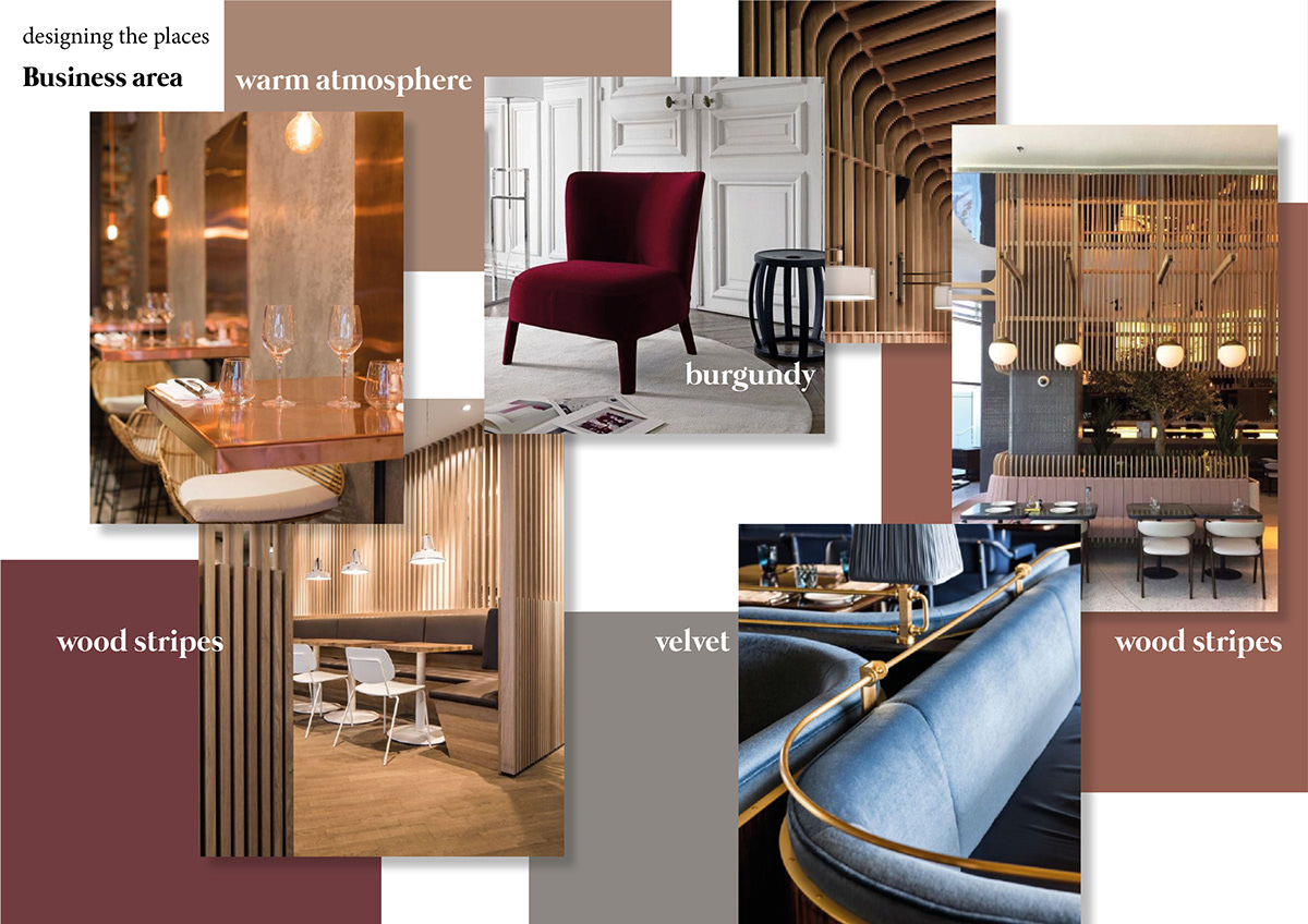 food design interior design  branding  3d modeling architecture