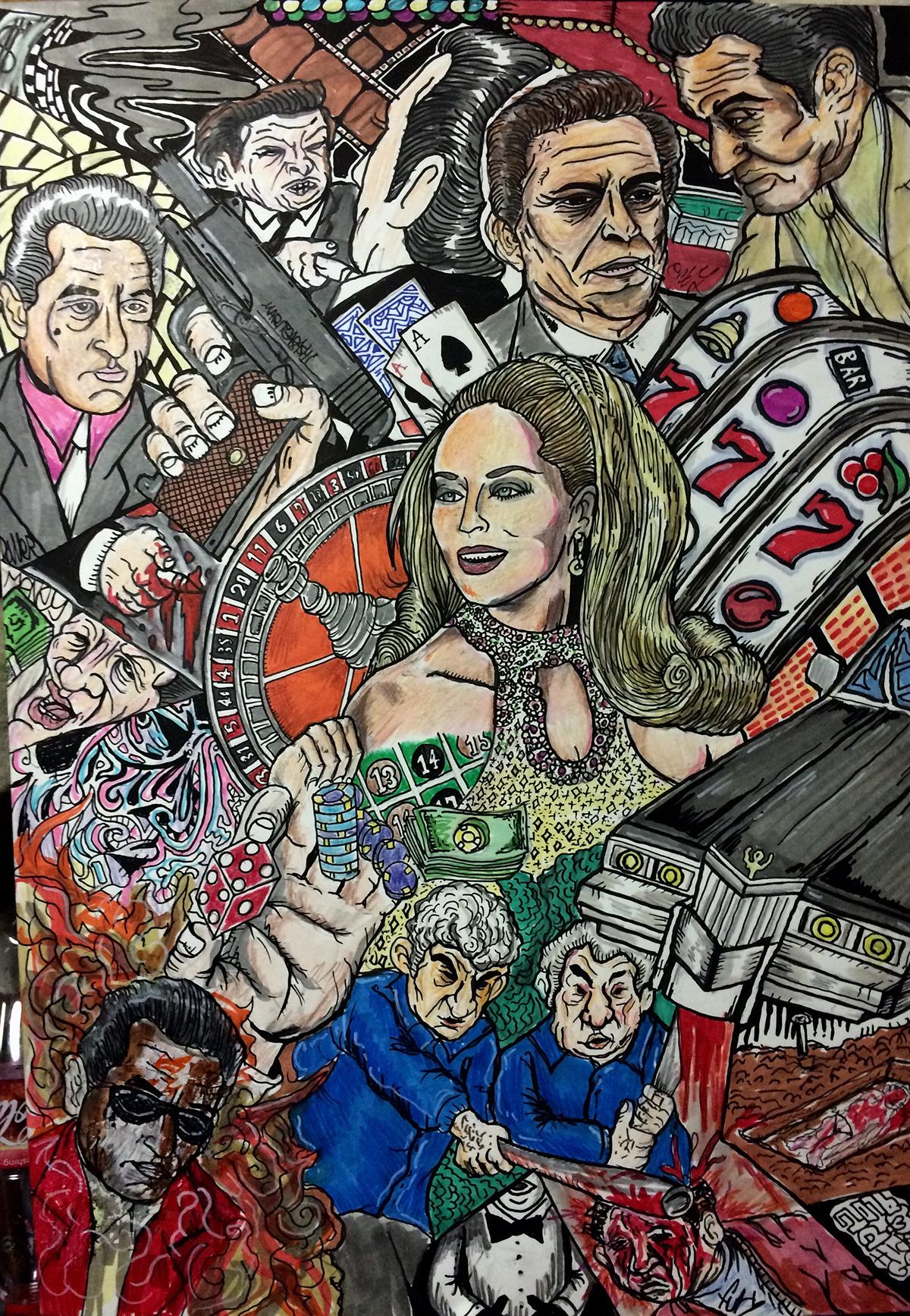 Casino movie artwork lotte busan casino