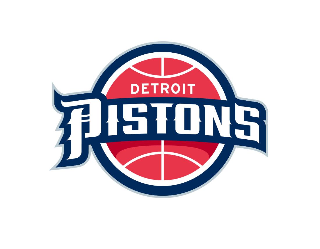 Detroit Pistons Concept on Behance