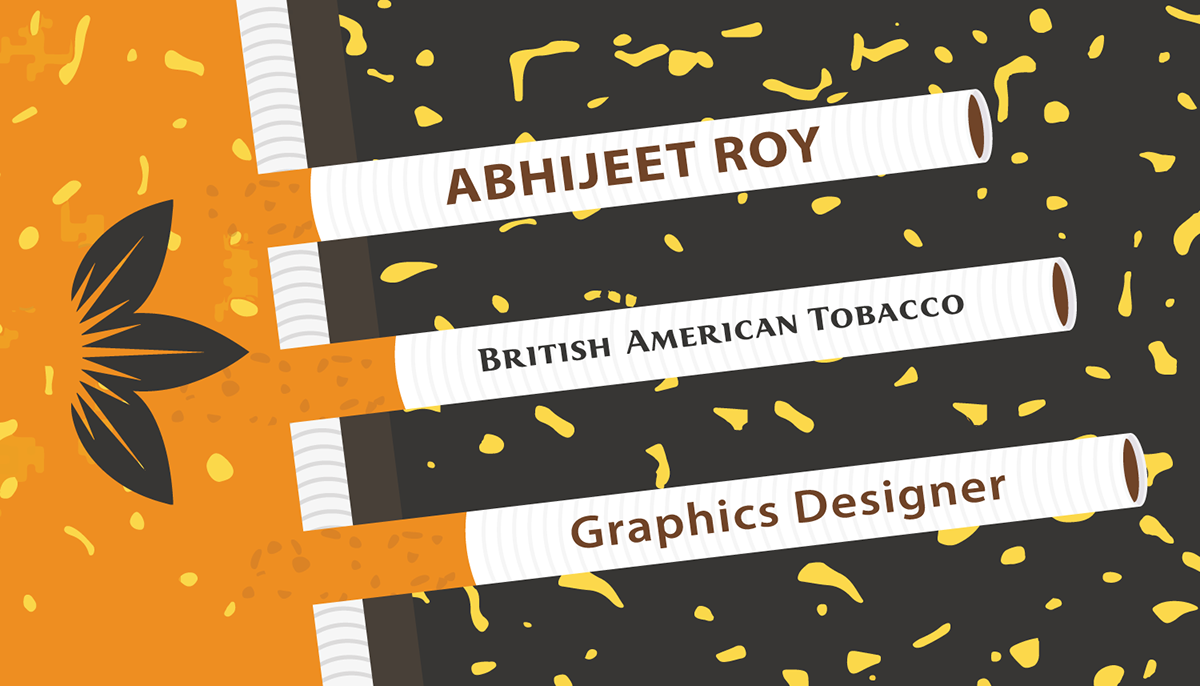 business card abhisdiary creative recent LATEST adobe photoshop top design abhijeet