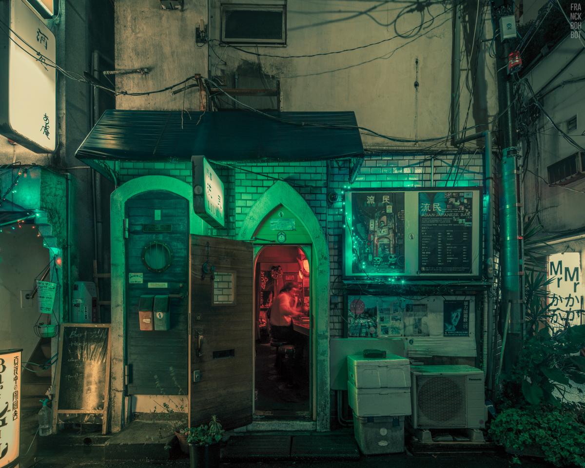 Tokyo Murmurings by Franck Bohbot