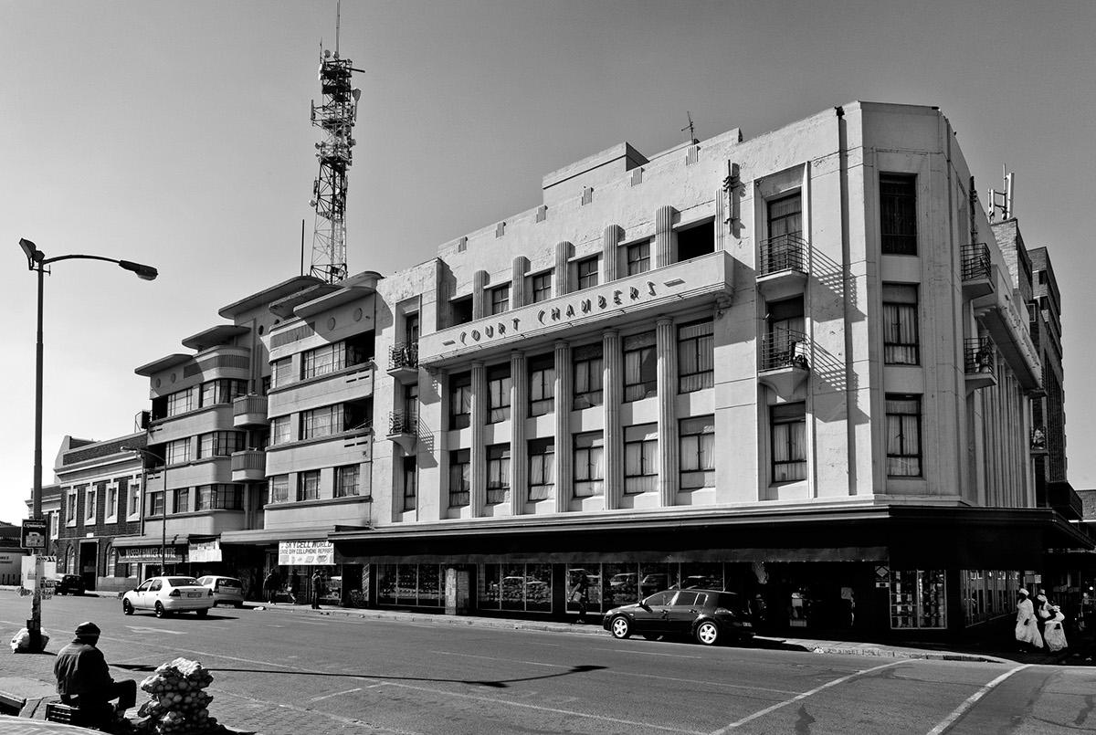 art deco Gauteng south africa design springs Style buildings detail historic