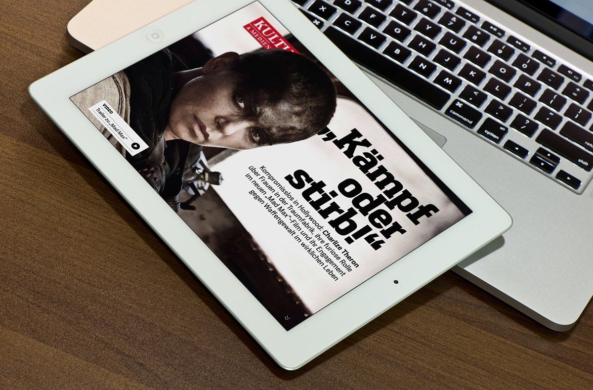 Digitale Magazine Digital Publishing