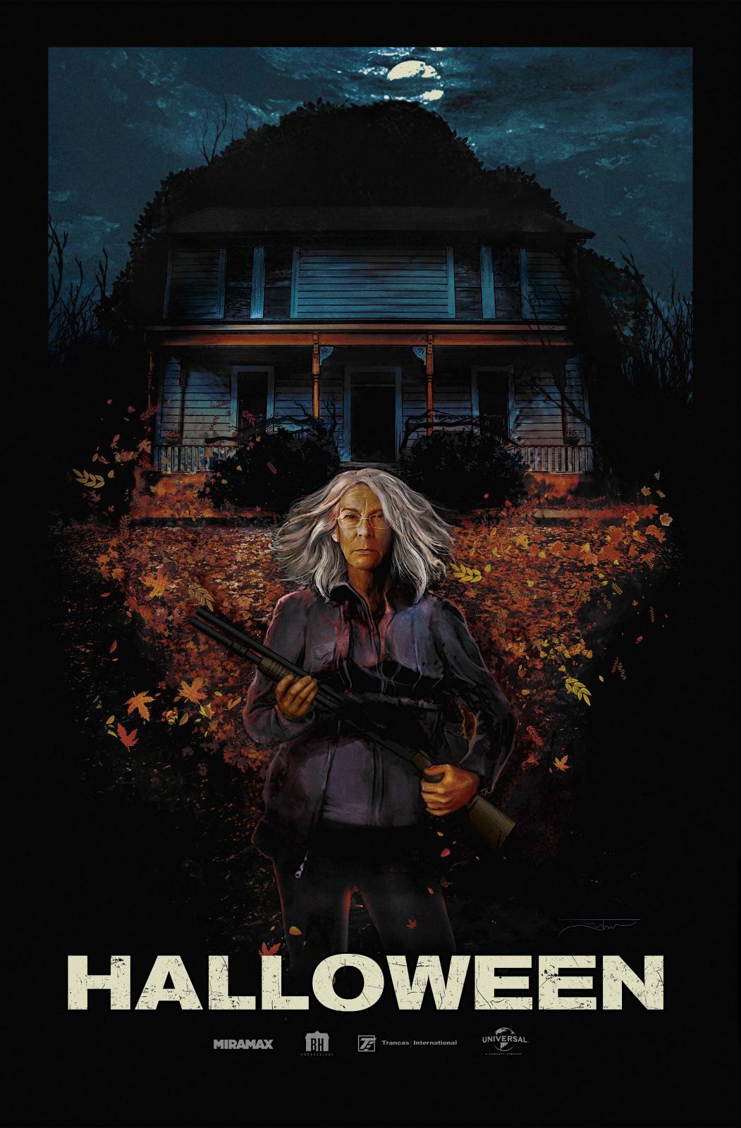 Halloween Poster Art.Halloween Alternative Movie Poster By Juan Ramos On Behance
