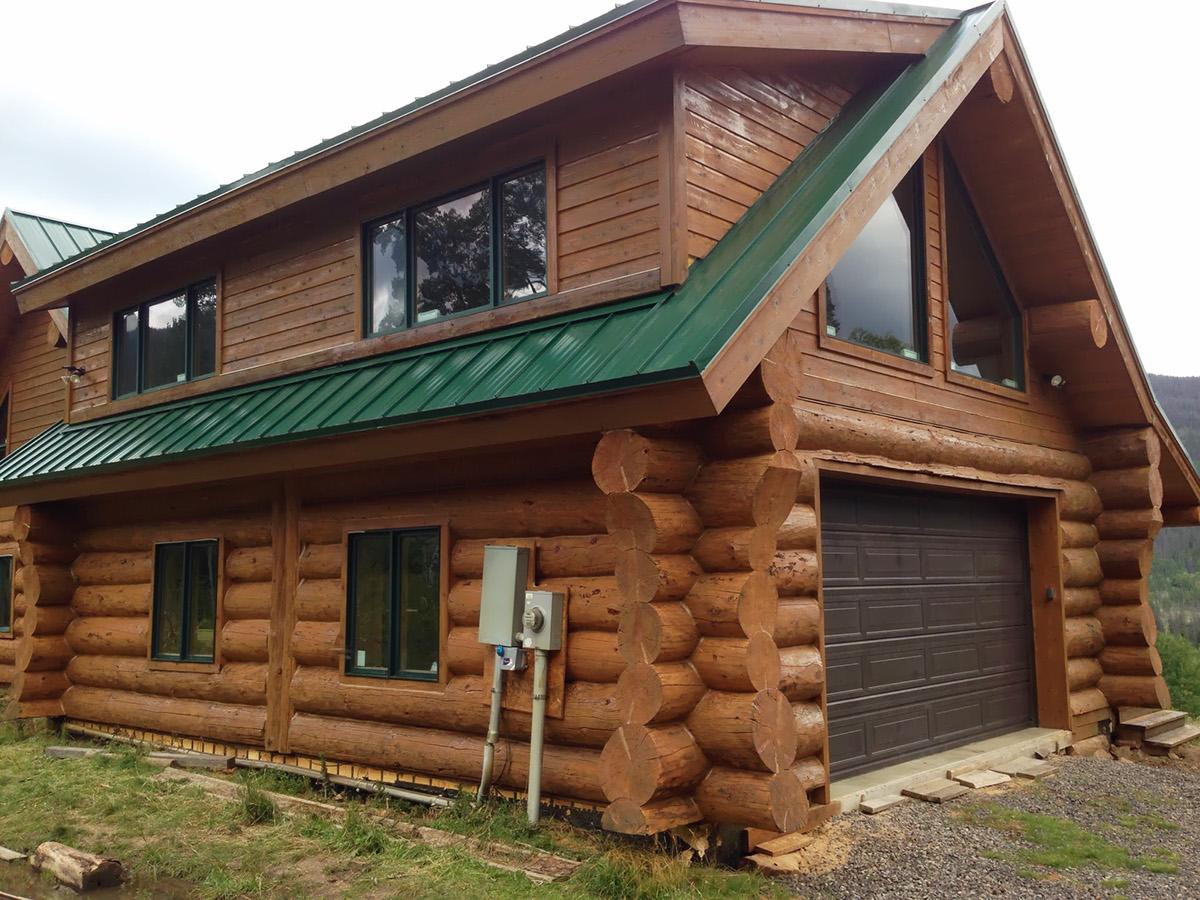 Log Home Maintenance Colorado