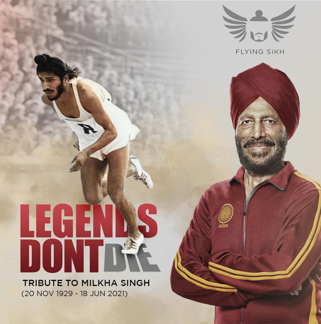 field sprinter flying sikh Indian Heroes MILKHA Milkha Singh