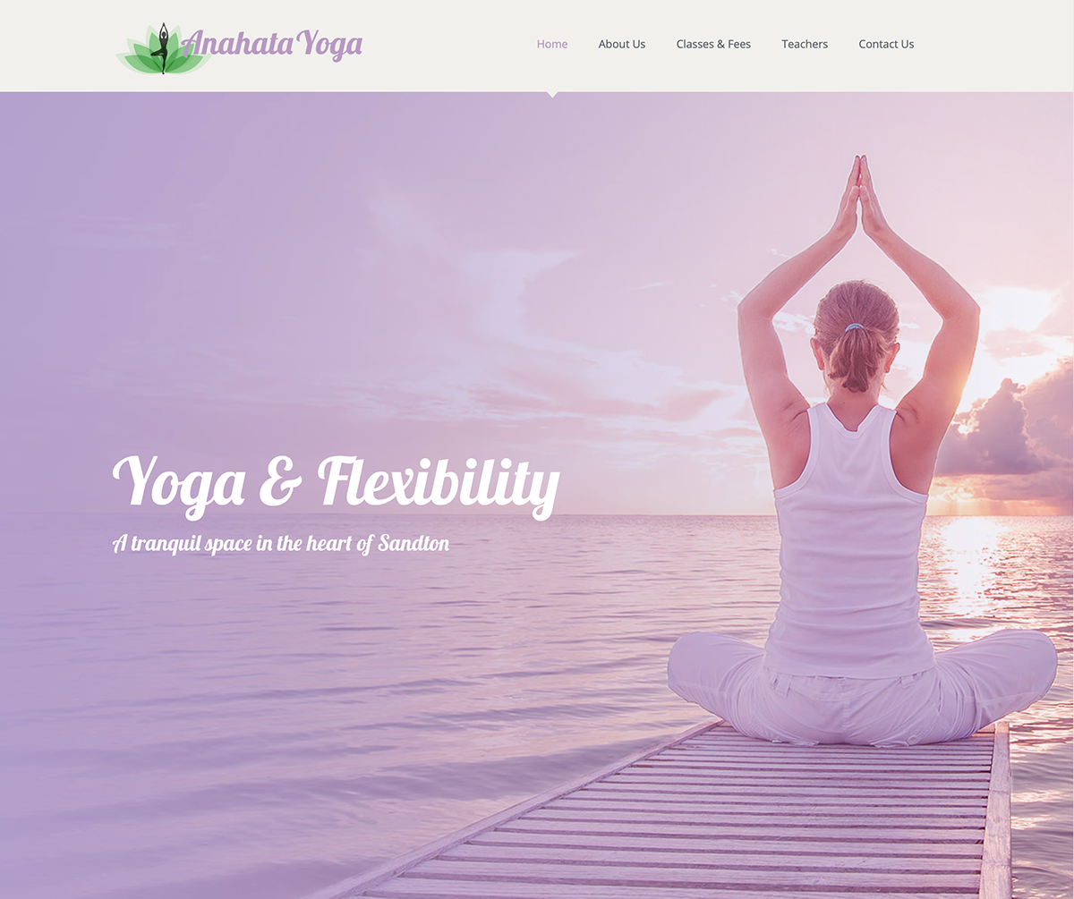 Yoga Website Logo Design work in progress Photography