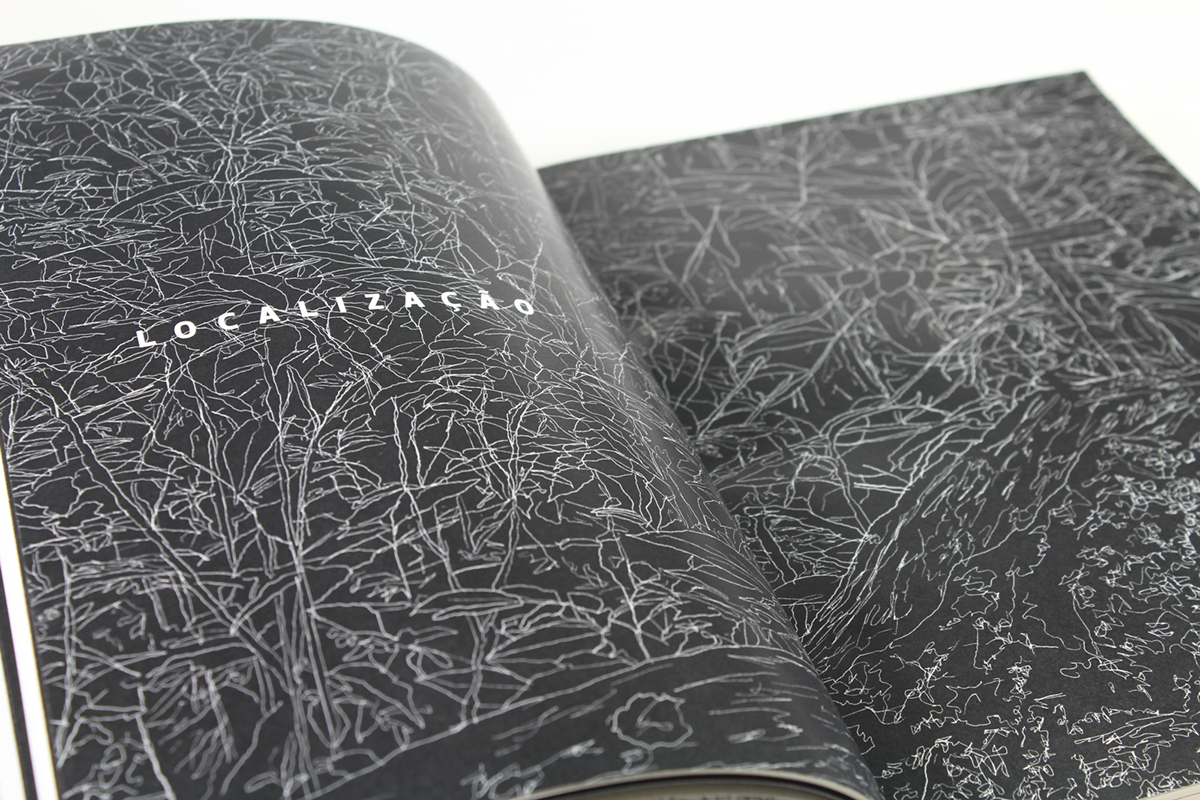 book cover Livro black ruth guimarães medo fear hardcover Folcklore forest