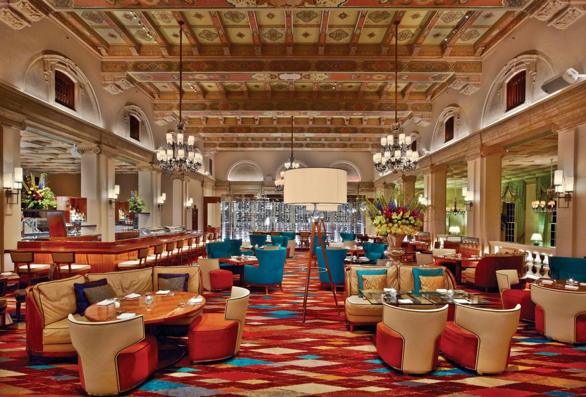 Hmf Restaurant Breakers Palm Beach