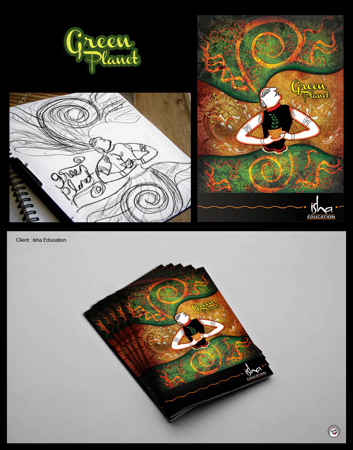 Notebook Cover Titles On Behance