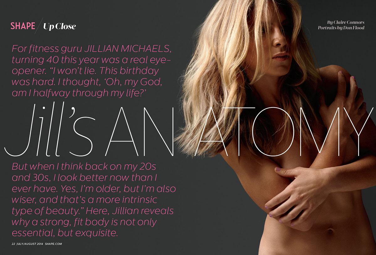 Jillian Michaels Nude Fakes Private