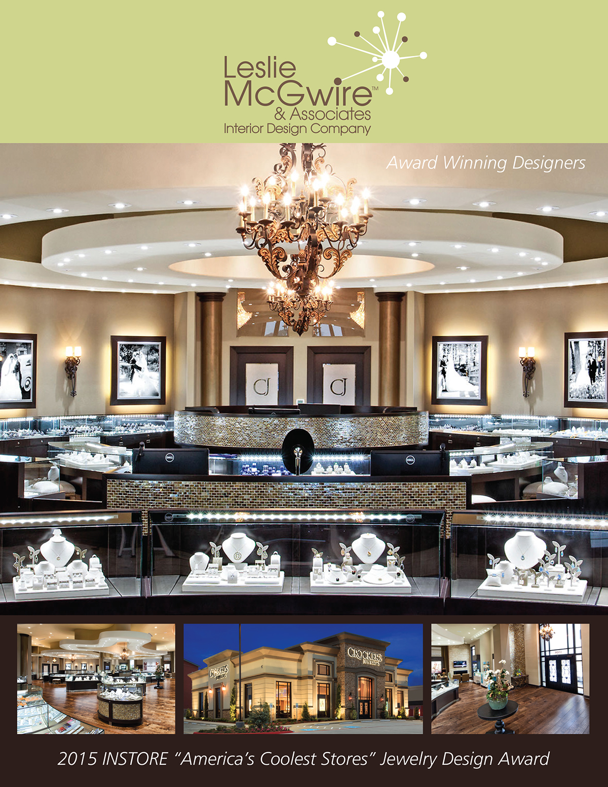 Leslie McGwire™ Has Over 30 Years In Business Development, Interior Design,  Equipment, Furniture Sales And Marketing Services For Hospitality  Environments ...