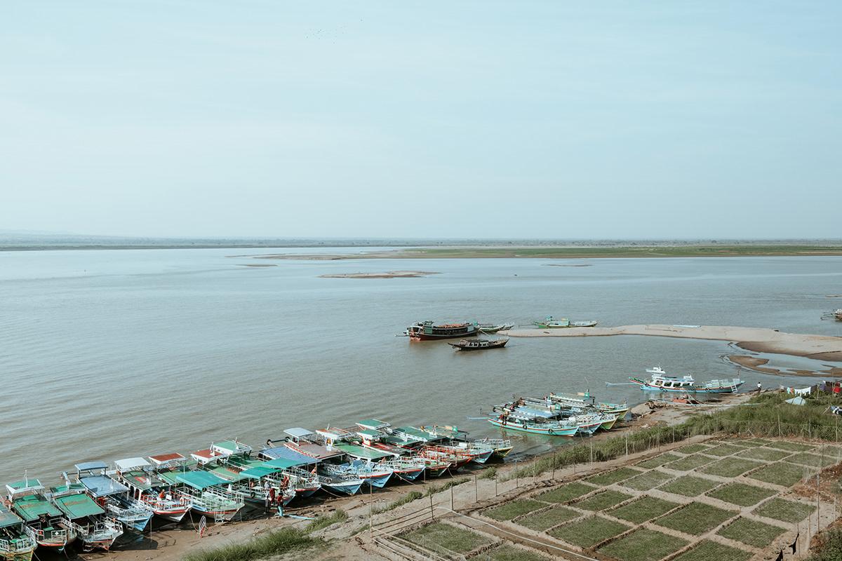 mandalay myanmar Travel Landscape Nature river humane minimalist