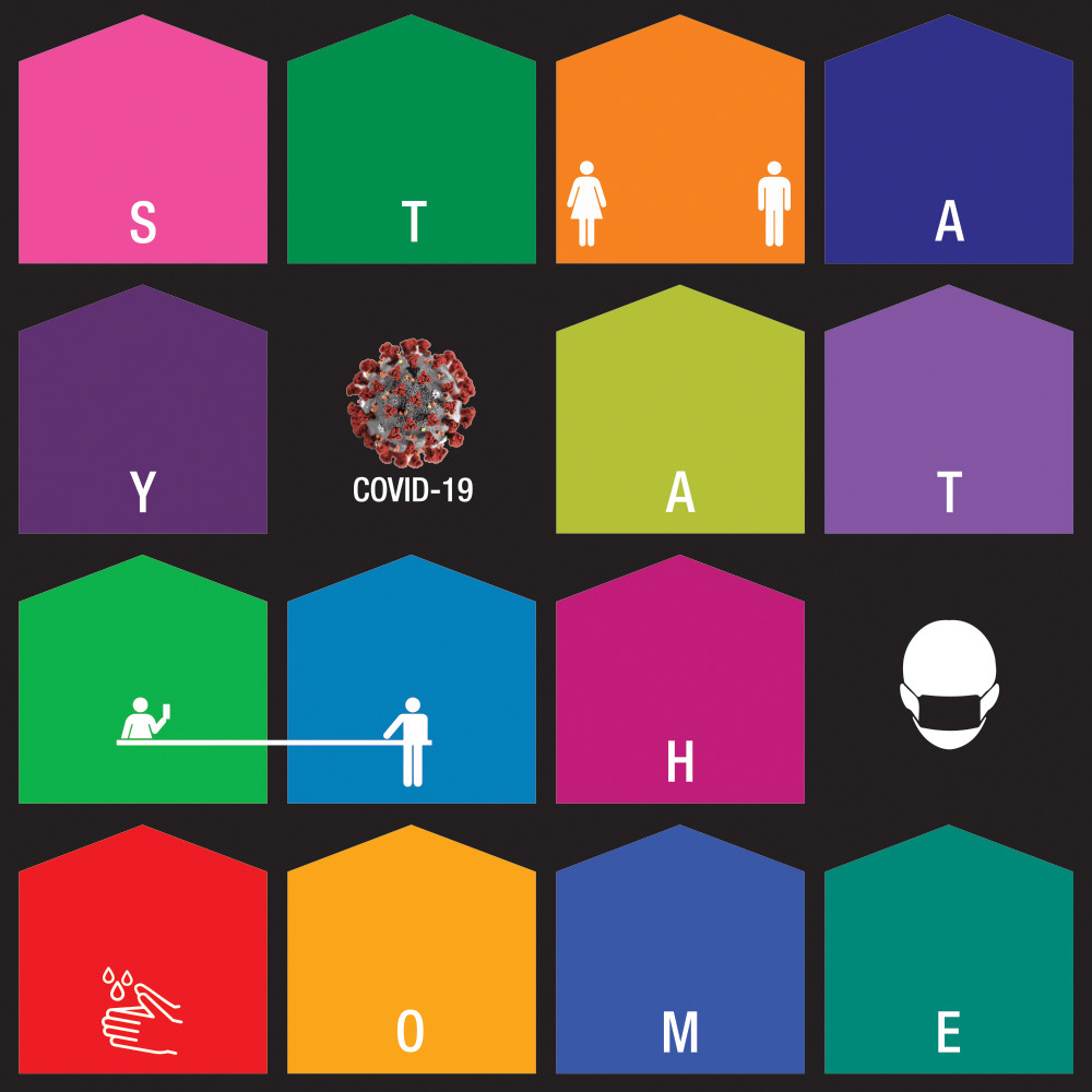 Art Exhibition,Coronavirus,COVID19,graphic design ,iedmilano,ILLUSTRATION ,Instagram Post,Online exhibition,poster,united