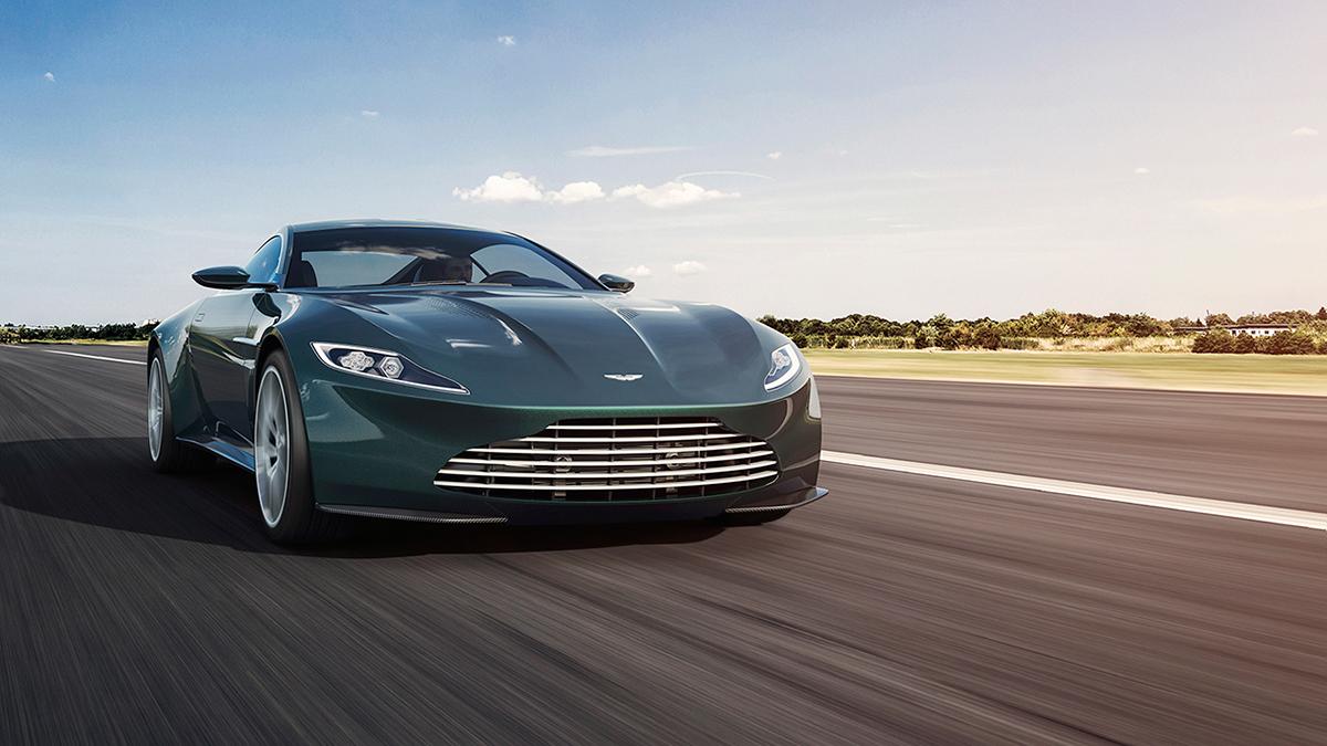 Aston Martin Db10 On Behance