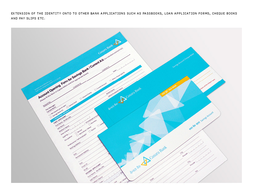 Rebranding of Canara Bank\'s Identity system on Behance