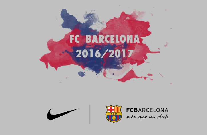 F.C. Barcelona 2016 2017 Rumores (Concept Kit) on Behance ec411ce133457