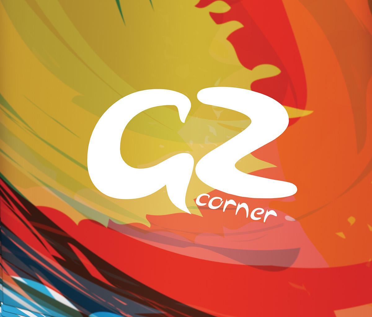 art culture logo GZ