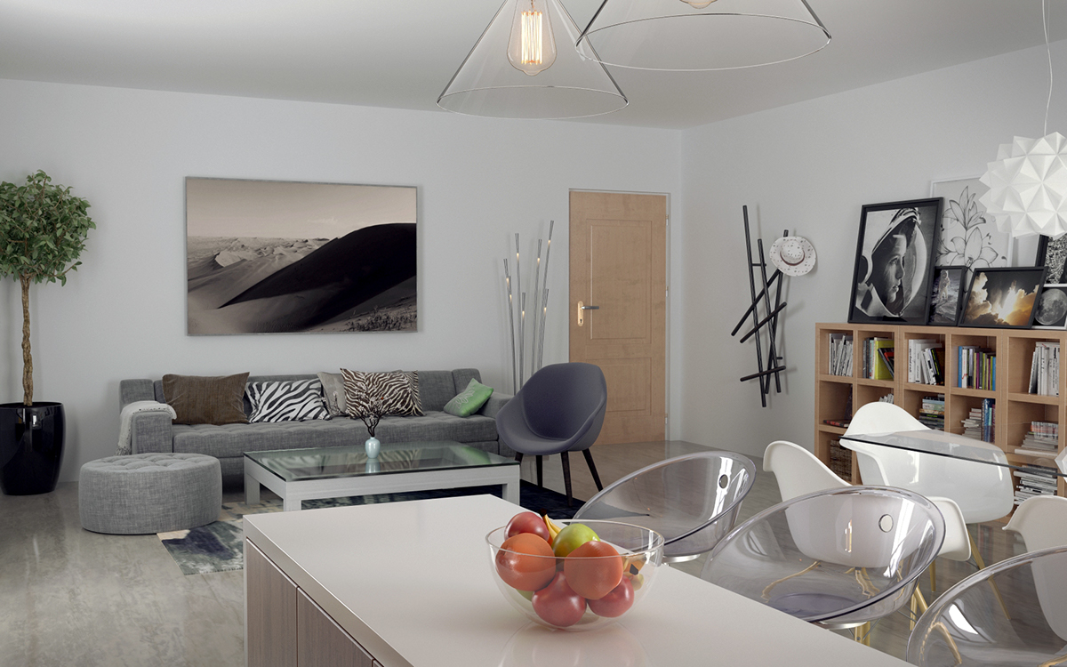 art light Interior design architect bedroom living room 3D 3d render 3d design rendering modelling textures 3ds max