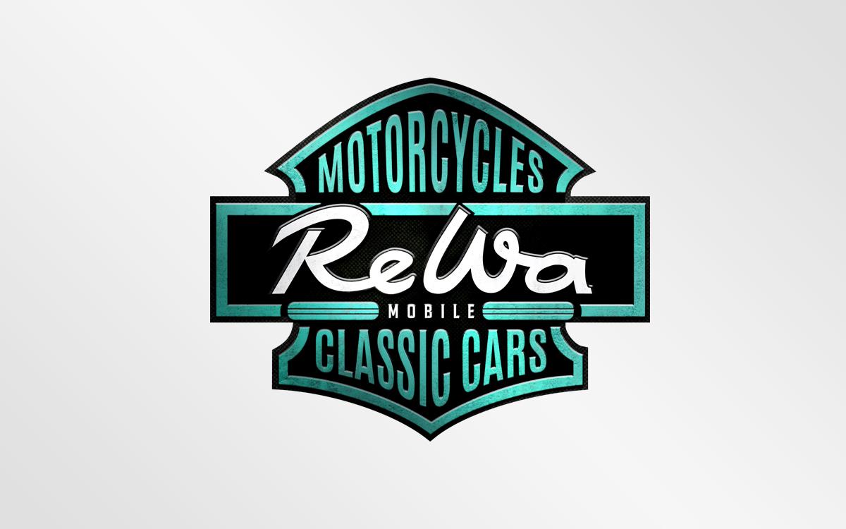 sign logo Retro vintage sports Events NGO