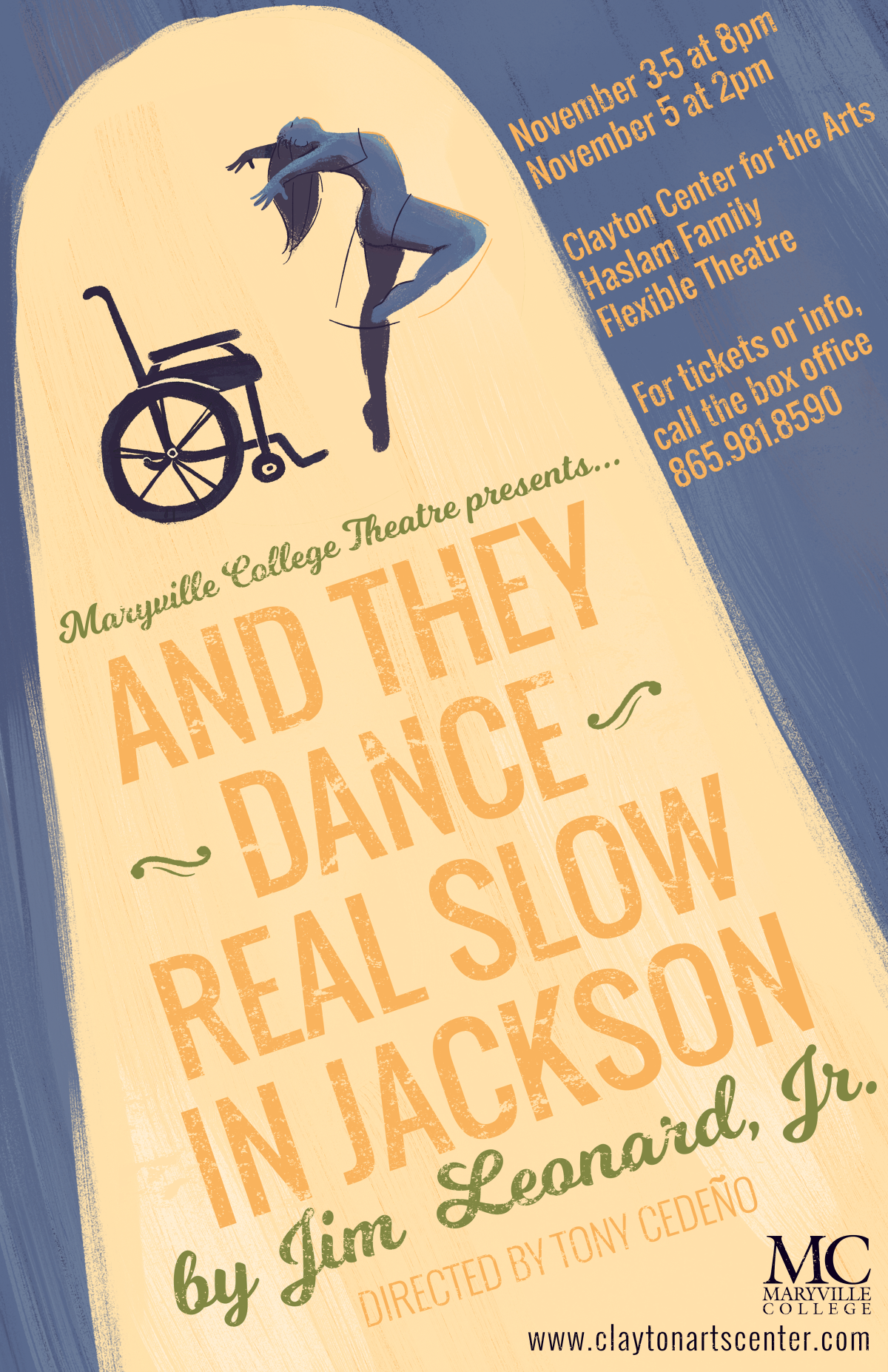 and they dance real slow in jackson