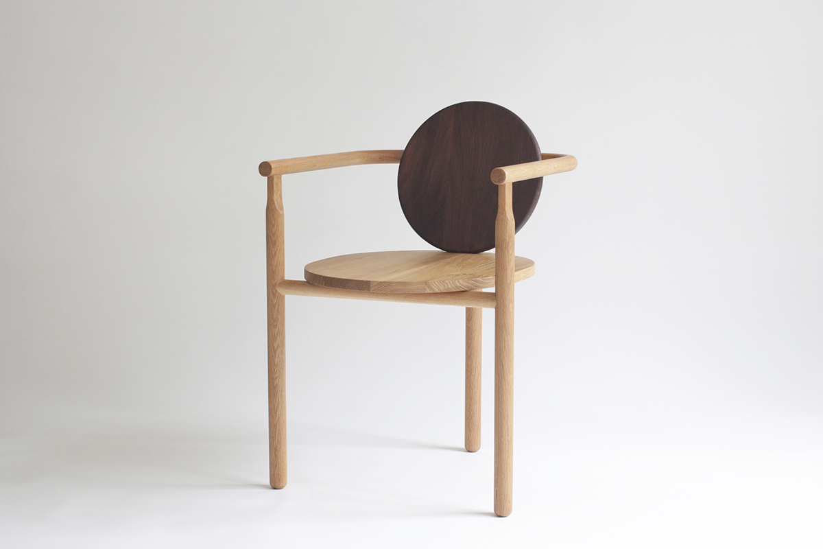 Stupendous Wong Wood Chair On Behance Caraccident5 Cool Chair Designs And Ideas Caraccident5Info