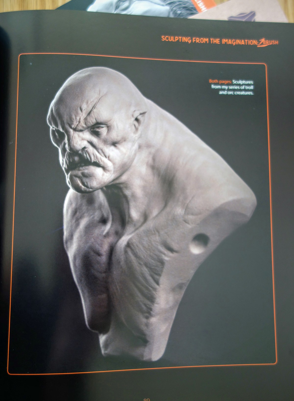 sculpting from the imagination zbrush