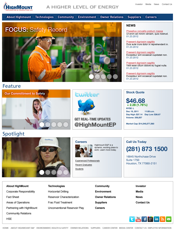 HighMount E&P, axiom,Natural Gas,Natural Gas Drilling