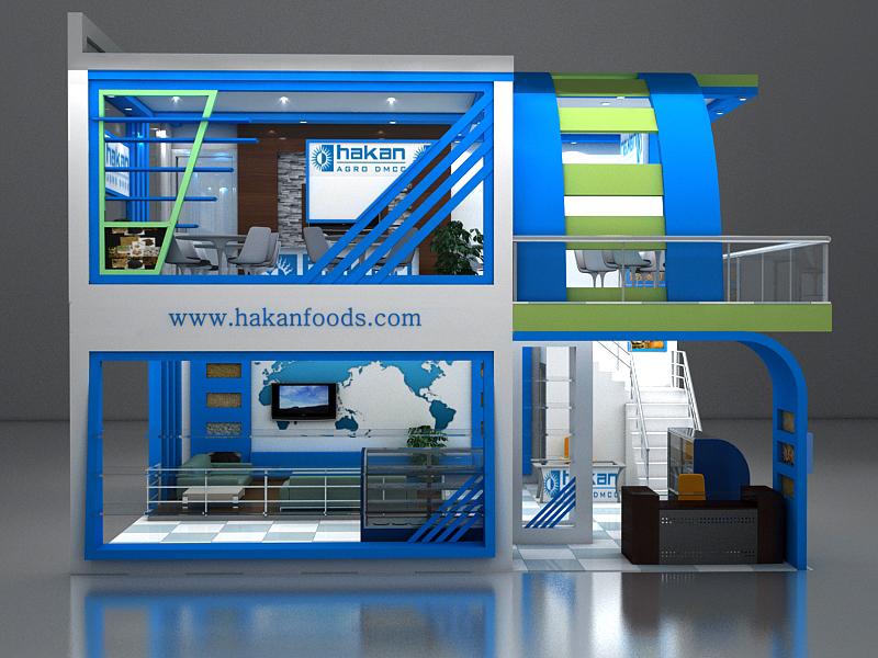 Exhibition Stall structural design architectural design Lighting Design  Space Planning