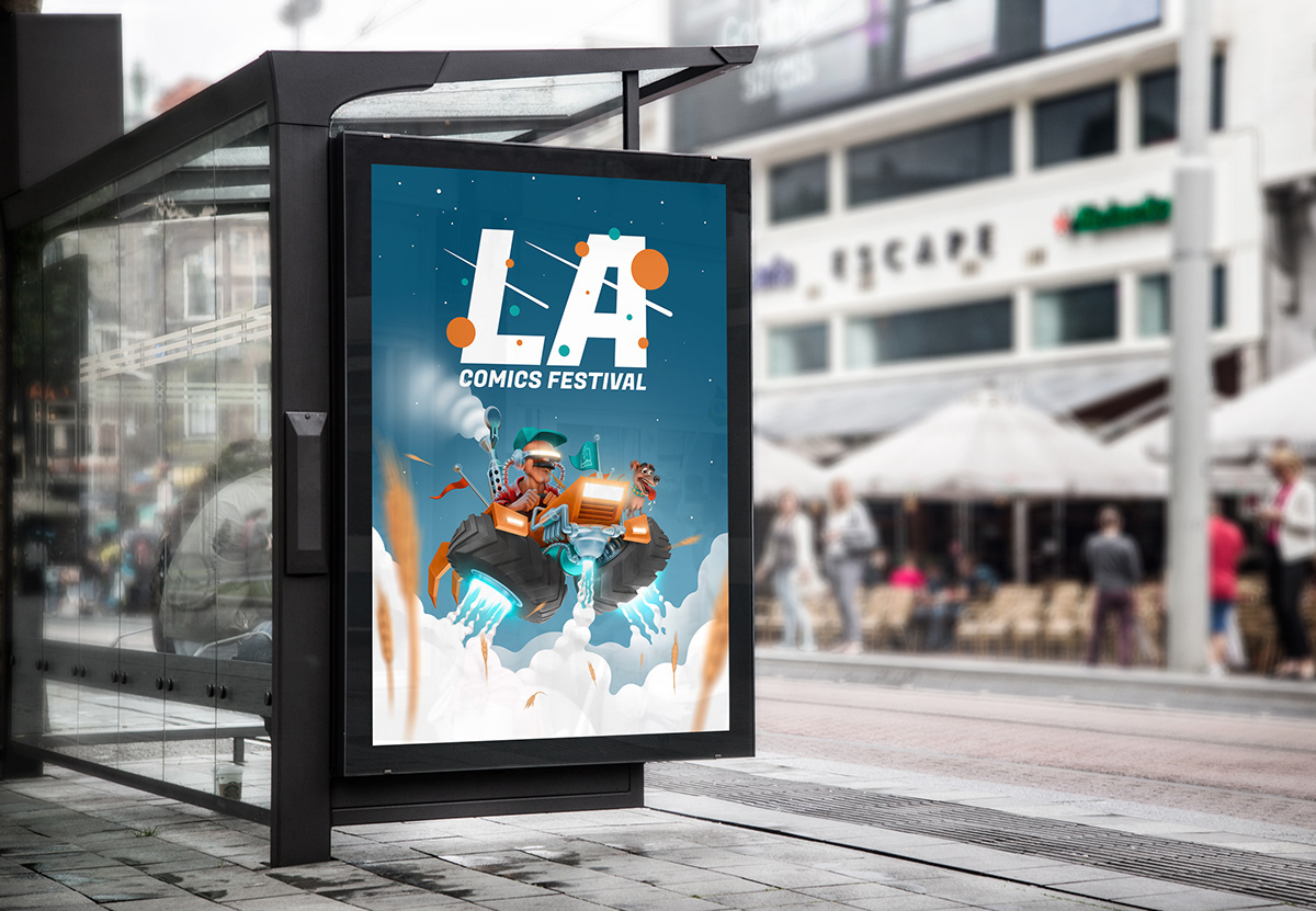 Image may contain: outdoor, billboard and screenshot