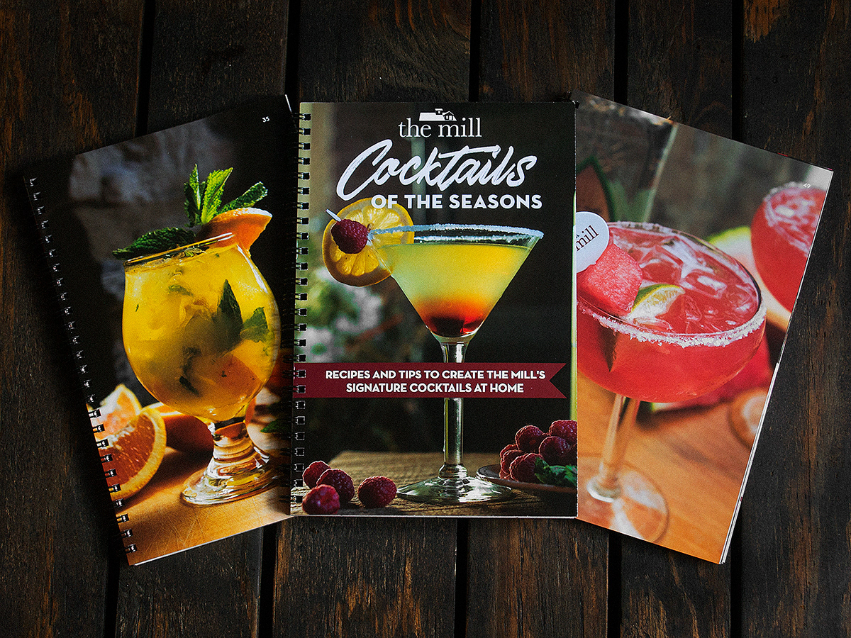 Cocktail Recipe Book On Aiga Member Gallery
