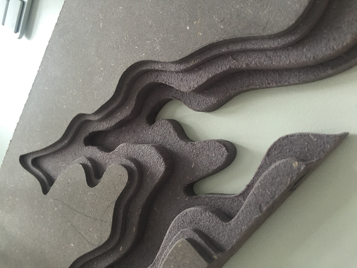 cartography Topographic topography map Mapping cnc milling
