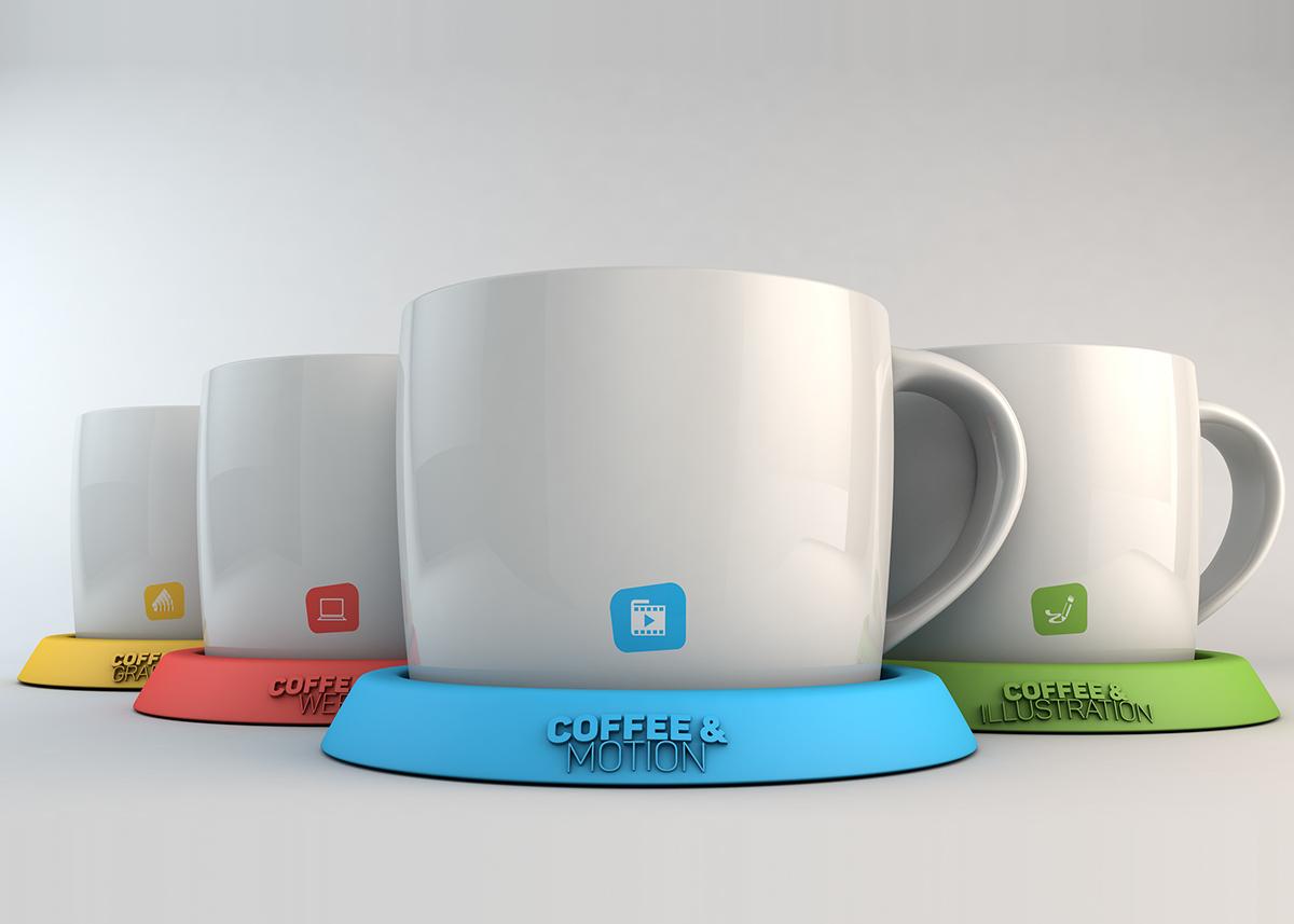 Adobe Portfolio Projeto Design Coffee