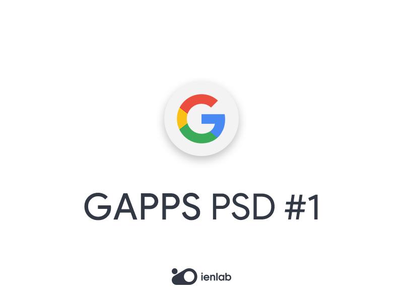 Google Apps Psd 1 On Behance