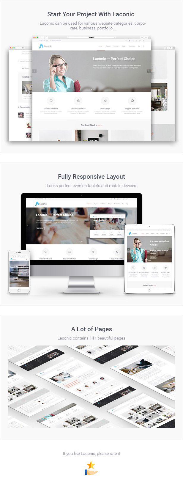 wordpress html Responsive