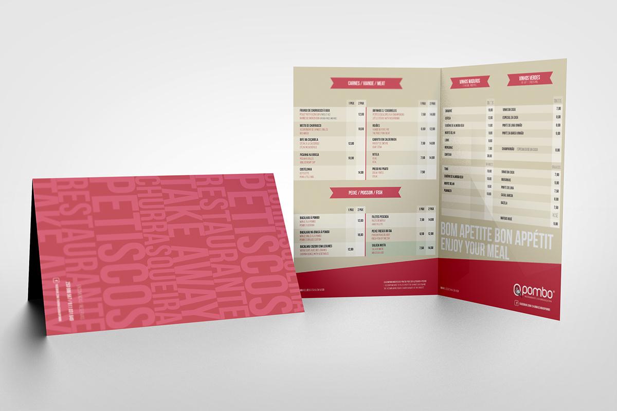 menu restaurante restaurant cardápio la carte Food