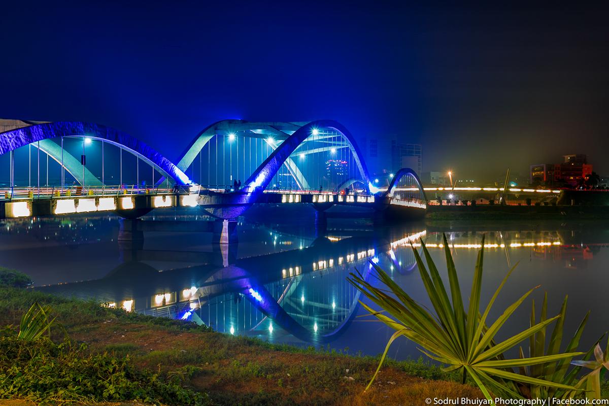 Hatirjheel Dhaka Bangladesh On Behance