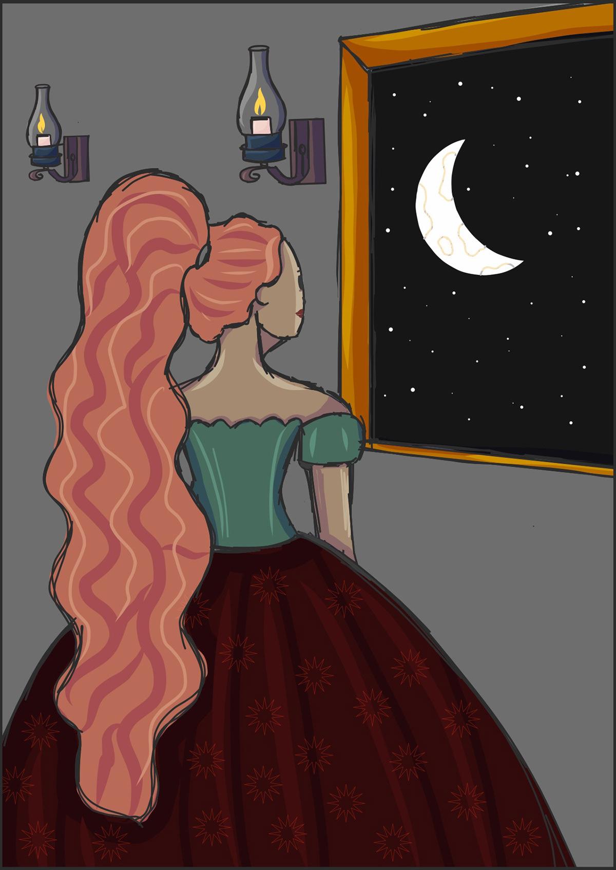 aesthetic aestheticart DARKACADEMIA darkacademiaart ILLUSTRATION  portrairts posestudy Princess PRINCESSART vintage