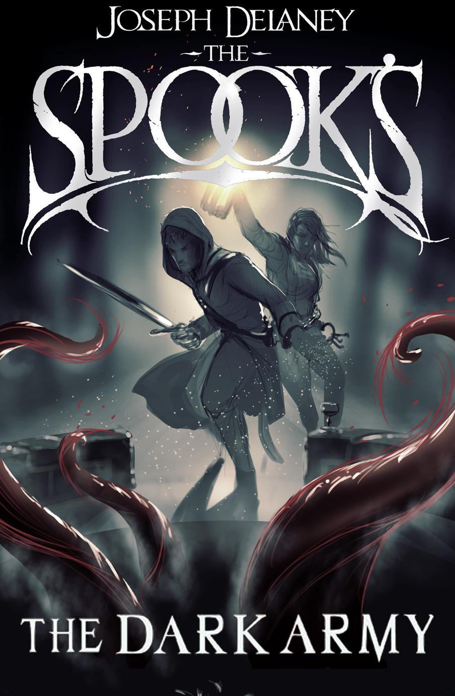 book cover spook spook's Joseph Delaney delaney penguin random house Dark Fantasy