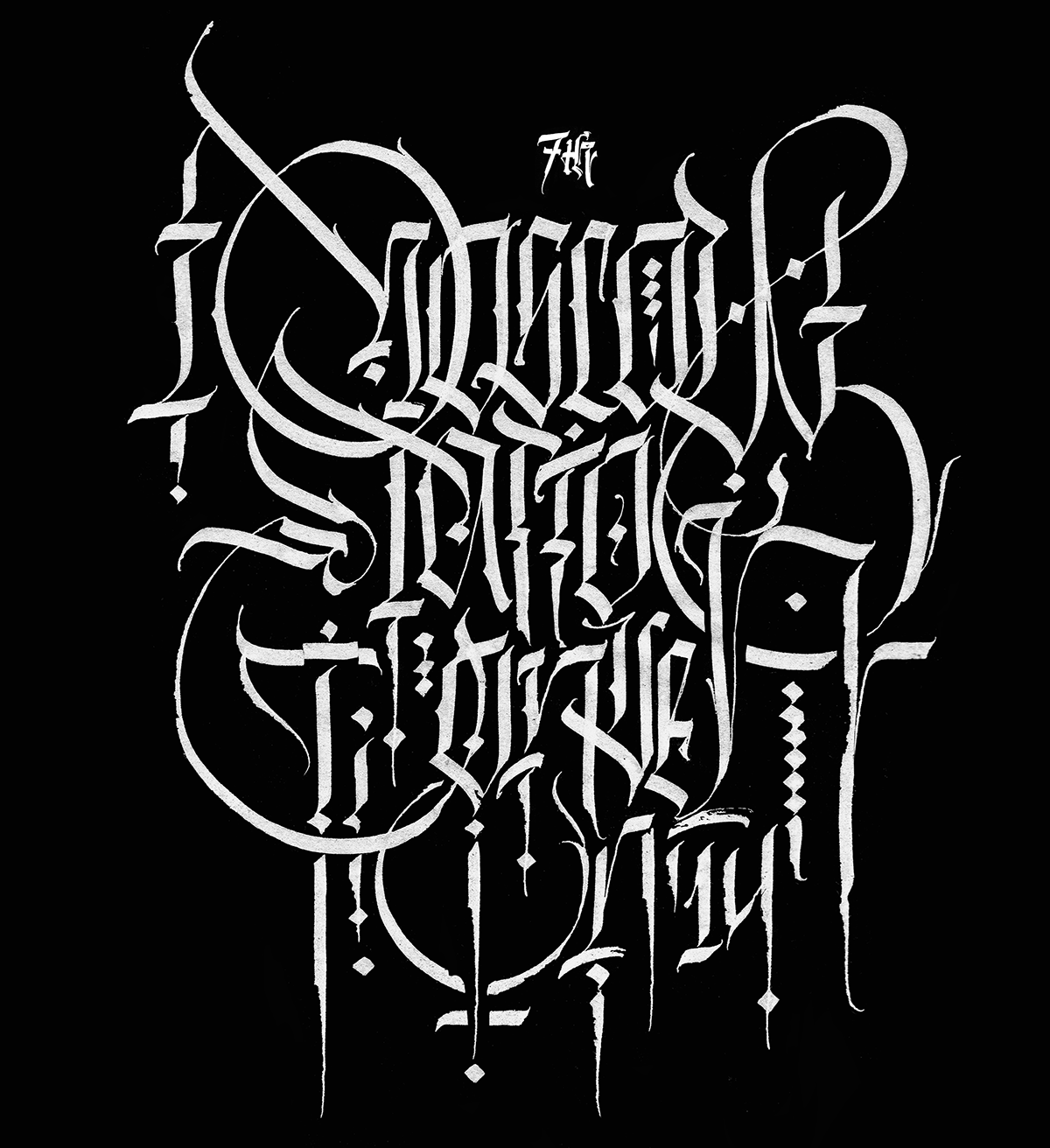 Calligraphy collection part best of the on behance