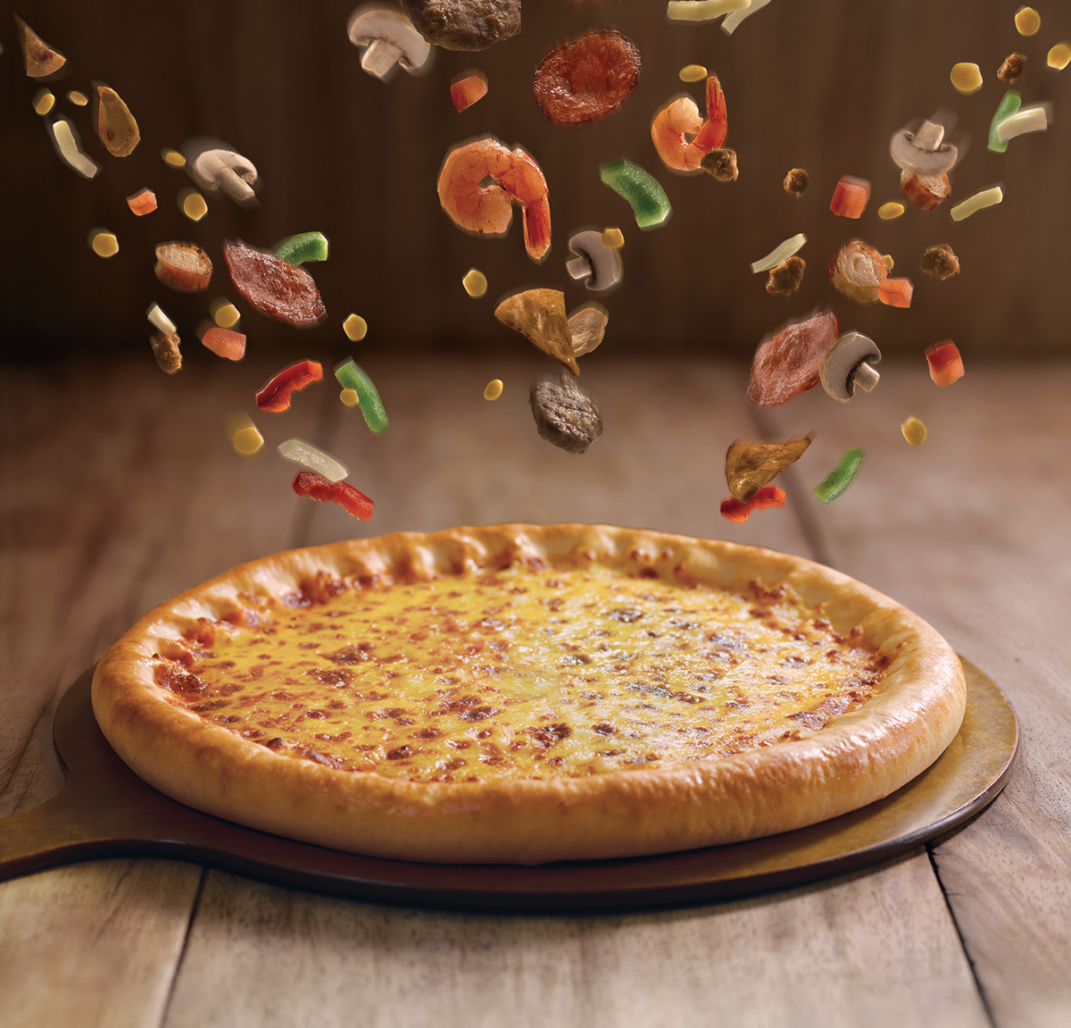 stp analysis pizza hut On november 19th 2014, pizza hut started to go through the biggest change in its business since it started over 56 years ago the rebranding effort consisted of changes in almost all aspects of pizza hut's identity.
