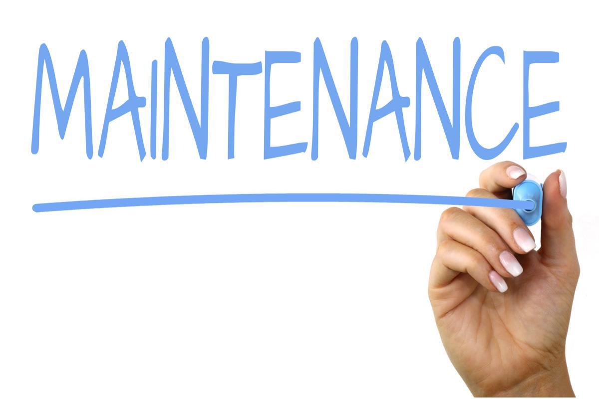 maintenance websitesupport