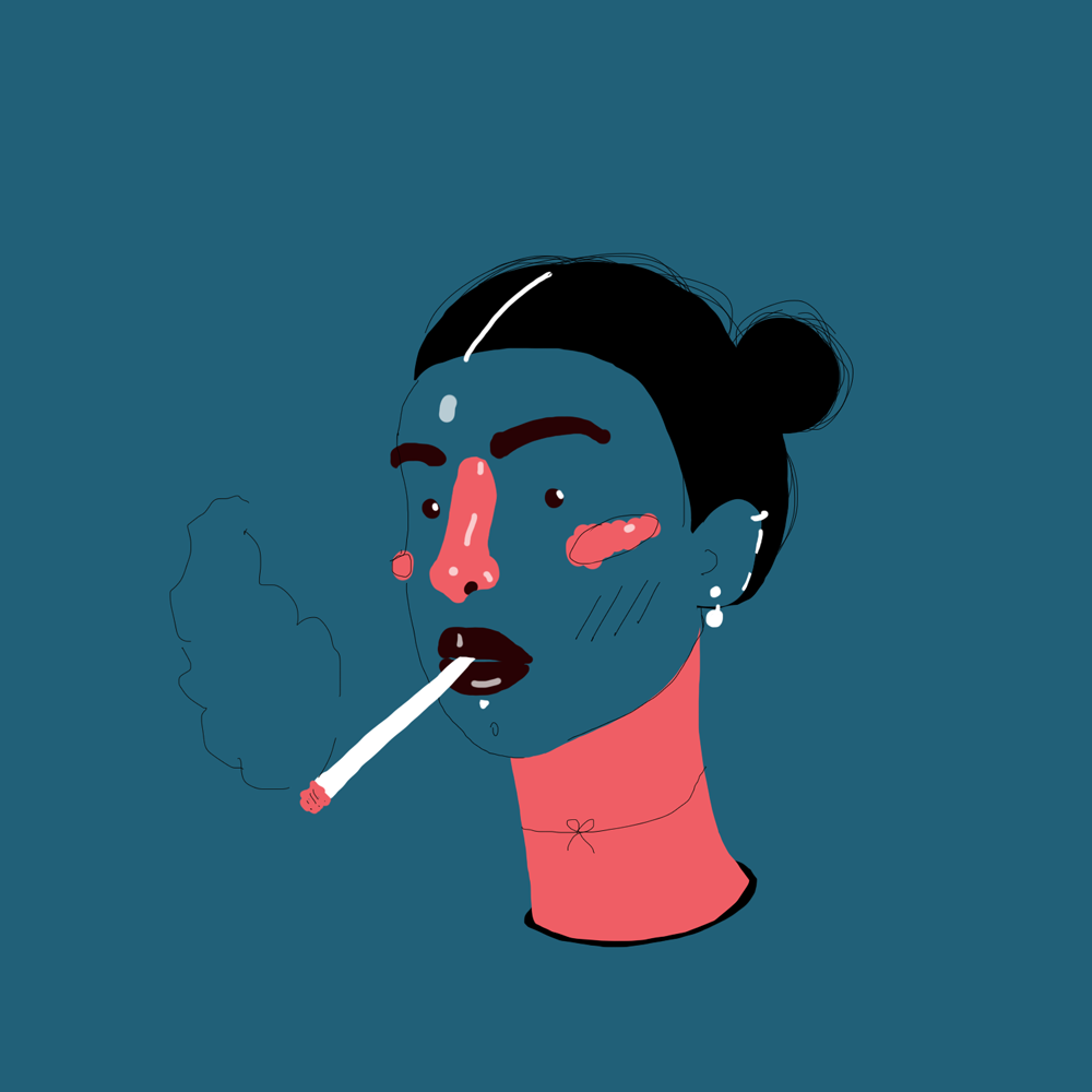 ILLUSTRATION  portrait people colors characters